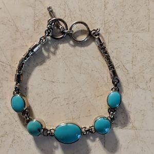 Jewelry - Genuine Turquoise Bracelet NWOT